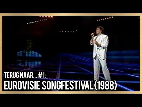 TERUG NAAR... 1988: EUROVISIE SONGFESTIVAL - GERARD JOLING