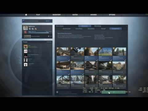 servers matchmaking cs go