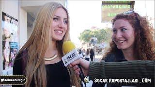 Sokak Röportajları - Maço erkek mi, romantik erkek mi?
