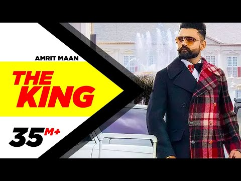 Amrit Maan  The King Official Video  Intense  Latest Punjabi Songs 2019  Speed Records