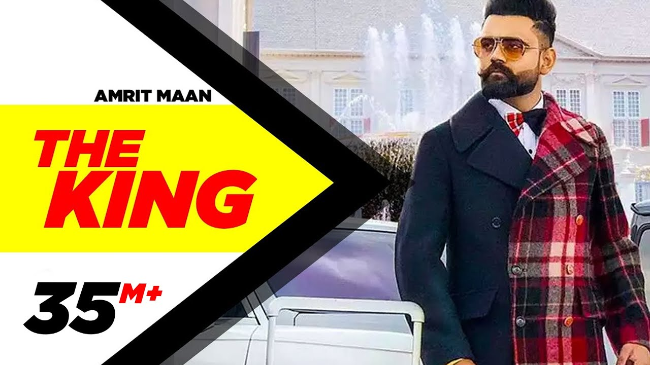 Download Amrit Maan | The King (Official Video) | Intense | Latest Punjabi Songs 2019 | Speed Records