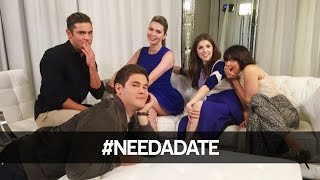 Mike & Dave Need Wedding Dates Casts help fans tweet their crush