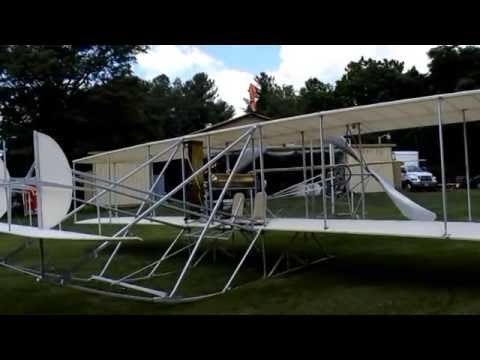 2015 2009 THE WRIGHT EXPERIENCE'S 1909 MILITARY FLYER ARMY SIGNAL CORPS NO  1 AEROPLANE