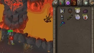 Inferno Without Food/Potions