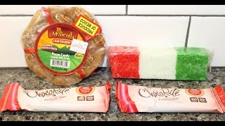 Texas Food Review #4: Pecan & Coconut Candy, Chocorite Double Chocolate Extreme & Yellow Cake