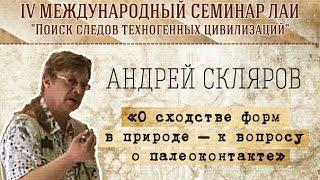 "А.Скляров ""О сходстве форм в природе – к вопросу о палеоконтакте"" new"