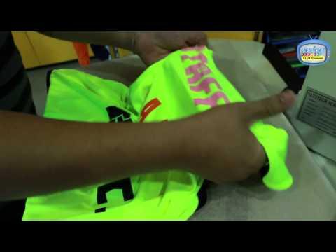 รีวิว #28 : โพลีเฟล็ก PU100% ที่ใช้รีดเสื้อ