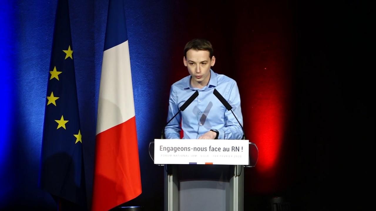 Engageons-nous face au RN - Ambroise Méjean