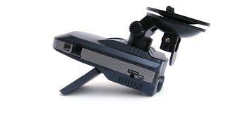 Обзор видеорегистратора со встроенным радар-детектором Highscreen Black Box Radar-HD