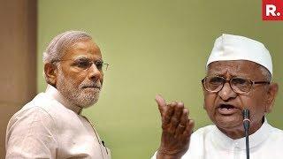 Video Anna Hazare Writes To PM Modi Over Implementation Of Lokpal download MP3, 3GP, MP4, WEBM, AVI, FLV April 2018