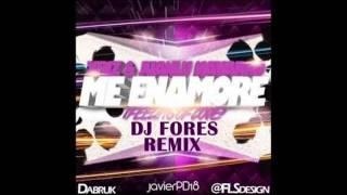 Xriz & Juanlu Navarro - Me Enamoré (Feeling of Love) Dj Fores Remix