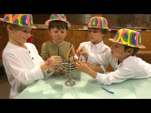 Candlelight - Chabad Hebrew School of Chattanooga