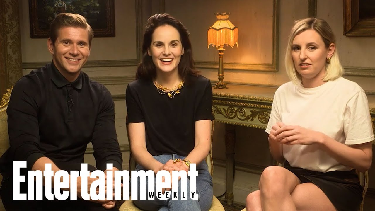 'Downton Abbey' Stars Explain The Film In 60 seconds