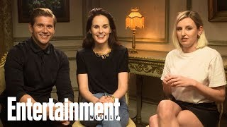'Downton Abbey' Stars Explain The Film In 60 seconds | Entertainment Weekly