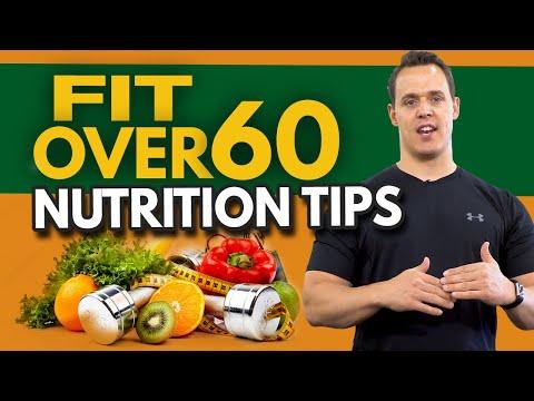 Nutrition For Seniors Over 60