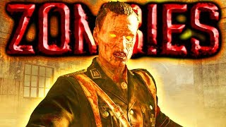 THIS MAP IS FIRE! | Call of Duty World at War Custom Zombie Map | Der Berg #4