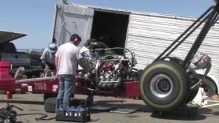 Twin Cam Tommy - blower explosion