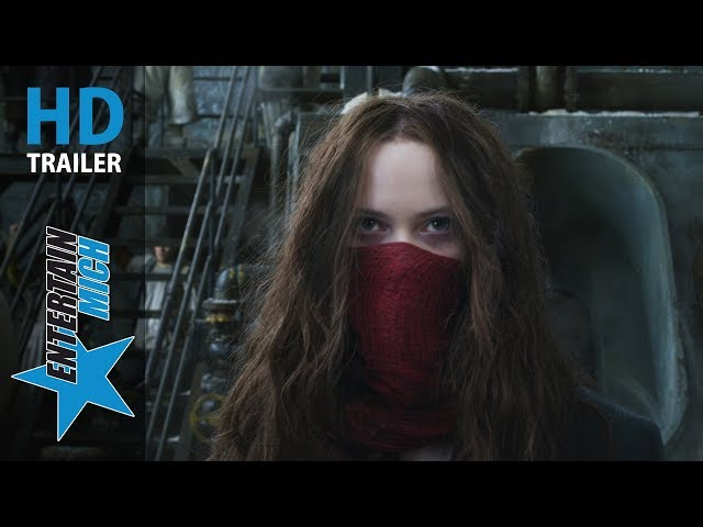 Mortal Engines: Krieg der Städte (2018) Trailer B | HD