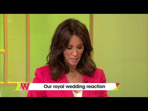 The Royal Wedding Preacher Did Go on for a Bit | Loose Women