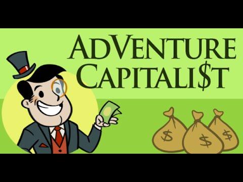 AdVenture Capitalist! Взлом без Рут!!