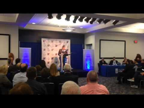 New Memphis Head Football Coach Mike Norvell