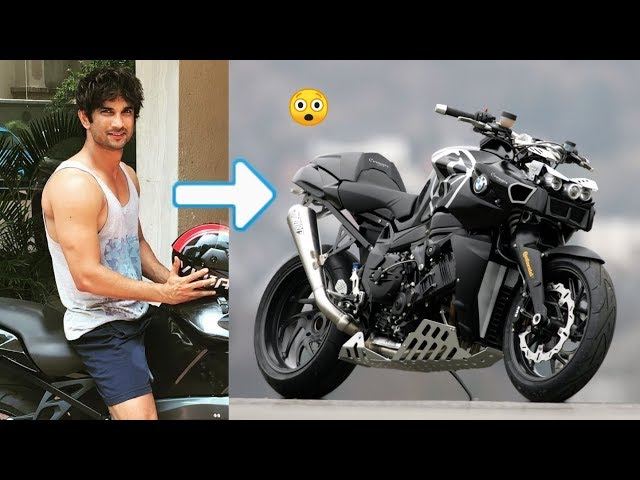 INDIAN Celebrities and their SUPERBIKES ! ! !