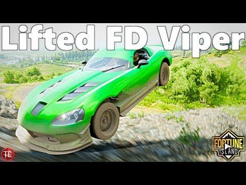 Forza Horizon 4: Lifted Formula Drift Viper... Will It Rally? thumbnail