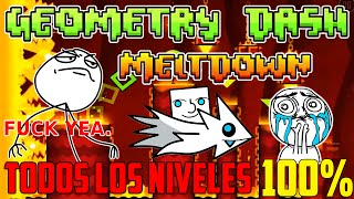 Geometry Dash Meltdown | Me paso todo el Geometry Dash Meltdown!!!  | MasterAlan02