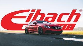 ✖️ EIBACH's C63s 2019! (Watch with Headphones) ✖️