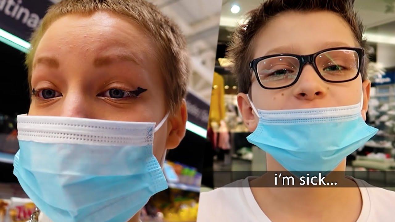 SIS vs BRO ARE SICK... - Karina & Ronald Kurzawa TikTok Compilation (RonaldOMG, GamerGirl)