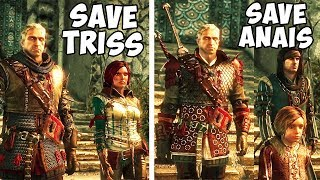 THE WITCHER 2 - A Summit of Mages (Roche path, both options)