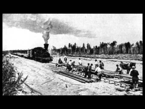 The story of the world's greatest railway