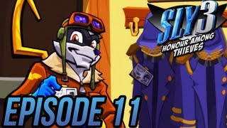 """Sly 3 Honor Among Thieves - Episode 11 """"Aerial Combat"""""""
