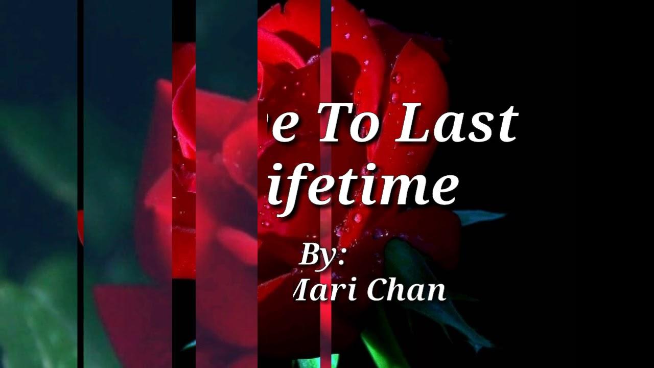A LOVE TO LAST A LIFETIME (Lyrics )Jose Mari Chan - YouTube