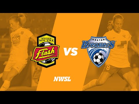 Western New York Flash vs. Boston Breakers