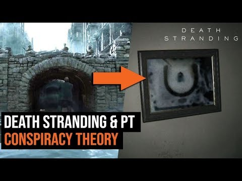 Death Stranding: The PT Conspiracy