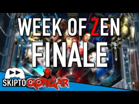 Zen Pinball 2: Best and Worst Tables - Week of Zen FINALE