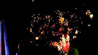 Фестиваль фейерверков в Сочи.