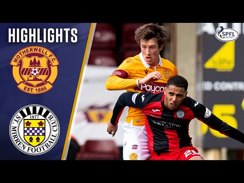 Motherwell St Mirren Goals And Highlights