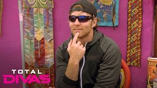 Daniel Bryan leads Brie and friends in a spiritual teepee experience: Total Divas, Mar. 22, 2106
