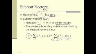 4. Hard-Margin Support Vector Machines