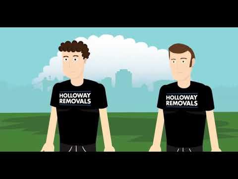 How Holloway Removals Storage Works | Mobile Self Storage | Warehouse Storage Services Sydney