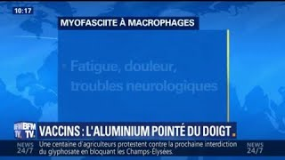 L'aluminium présent dans certains vaccins est-il dangereux?