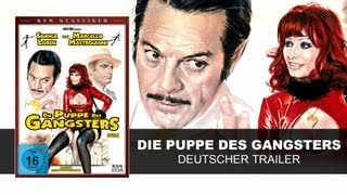 Die Puppe des Gangsters (Deutscher Trailer) || KSM