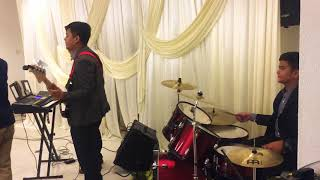 Rapuh cover by The Infinity Band