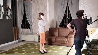 Shooting Klip Video 'Pertama Kali' Salimey memang happening