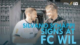Silvano Schäppi unterzeichnet beim FC Wil
