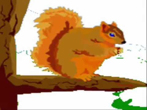 Học tiếng anh(english) qua  động vật, tiếng anh cho trẻ em 1 (Rao vặt etranloc.com)