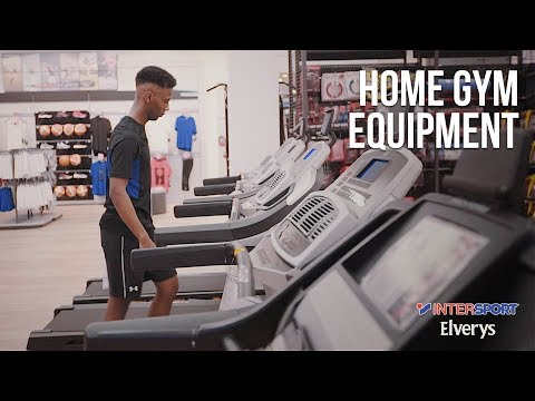 Shop Home Gym Equipment At Intersport Elverys