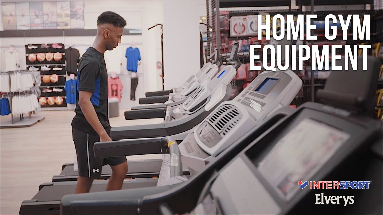 Shop home gym equipment at intersport elverys youtube